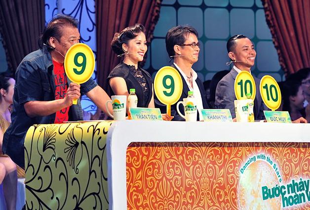 Най-добрите ни танцьори по спортни танци с участие в Dancing Stars Виетнам