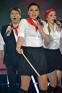 Български хитове звучаха на четвъртия лайф концерт на X Factor