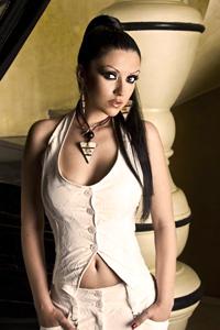 Певицата Антонина се подготвя за снимките на клипа към новата си песен