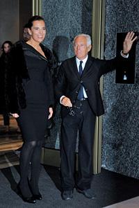 Джорджо Армани откри втори хотел