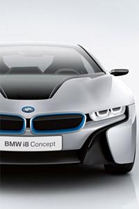BMW представи колата от филма