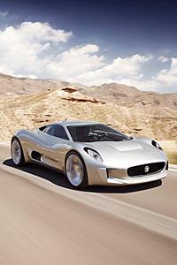 Jaguar и Williams пускат на пазара суперавтомобил