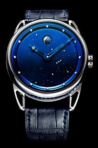 Дамска версия на часовника DB25 представи швейцарската марка De Bethune