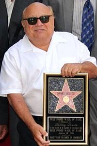 Дани ДеВито получи своя звезда на Алеята на славата
