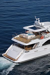 Италианският производител Benetti пусна на пазара новата яхта
