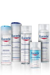 Eucerin създаде серията DermatoCLEAN, която позволява на кожата да диша