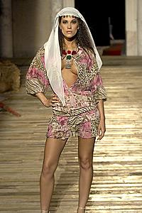 """""""Циганска сватба"""" – Лято 2007 - Тигрово-златна тема"""
