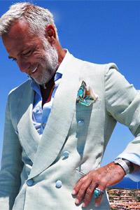 Милионерът Gianluca Vacchi и неговият начин на живот