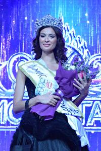 Мис Варна Габриела Кирова стана Мис България 2016