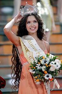 Красавица от Смоленск стана Мис Русия 2012