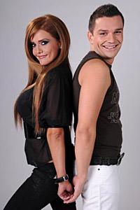 """Виктория и Николай рамо до рамо на сцената на """"Пирин фолк"""" в Сандански!"""