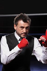 Любо Киров в безкомпромисен боксов стил