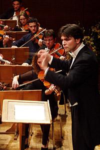 Младият диригент Петко Димитров получава специалната стипендия на фондация