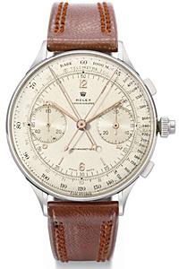 Rolex от 1942 година беше продаден за 1,16 млн. долара