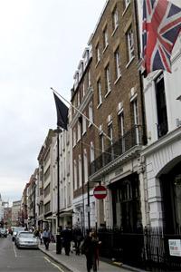 Savile Row Лондон - най-известната улица за мъжки костюми и елегантност
