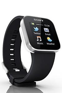 Sony създаде смарт часовник с Андроид