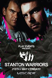 Избрани са българските артисти подгряващи Stanton Warriors