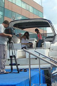 Наплив от кандидати за най-скъпата яхта на автоизложението