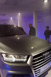 Големият quattro модел - Audi Q7 дебютира предпремиерно в България
