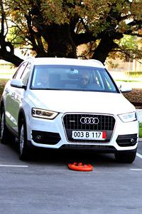 Премиерният Аudi Q3 събра на тестово шофиране стилна и изискана дамска компания