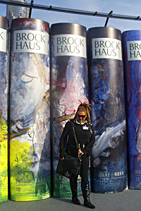 Панаир  на книгата във Франкфурт  2007