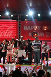Музикалното турне COCA-COLA HAPPY ENERGY TOUR стартира с концерт във Велико Търново