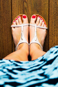 5 типа дамски сандали за горещите летни дни
