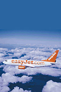 easyJet се разширява и навлиза в България