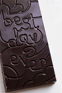 Фотоапарат вади снимки от шоколад