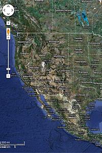 Последната версия на Google Maps влезе и на закрито