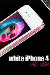 iPhone пусна на пазара нов луксозен телефон с  кристали Сваровски