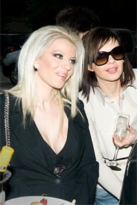 Галена и Емилия станаха първите клиентки на Весела Тотева