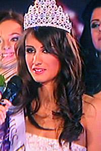 Ина Манчева стана Мис България 2012