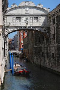 Мостът на въздишките във Венеция вече е реставриран