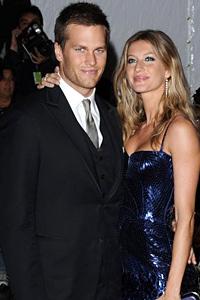 Жизел Бюндхен и Том Брейди са най-богатата звездна двойка