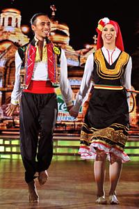 Най-добрите ни танцьори по спортни танци с участие в