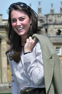 Кейт Мидълтън се грижи за кожата си с NIVEA