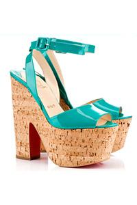 Обувките с платформа са пак на мода