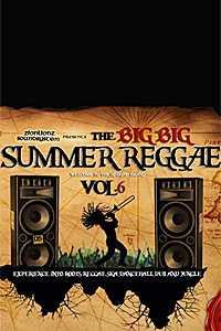 Шести Big Big Summer Reggae фестивал