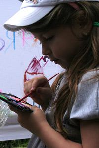 Голямото рисуване на малките художници