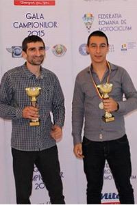 Български шампиони по спийдуей в Румъния