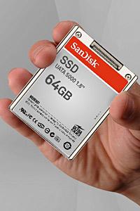 SanDisk ускори 100 пъти работата на SSD-тата