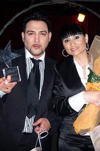"""Устата и Софи Маринова спечелиха награда за """"Цялостен принос в музиката"""""""