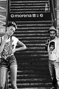 Румънската сензация Том Боксер и Антония в X Factor