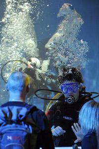 36 часа всичко коз под водата